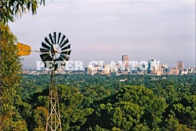 AUSTRALIA  - ADELAIDE -  SKYLINE #1 R4