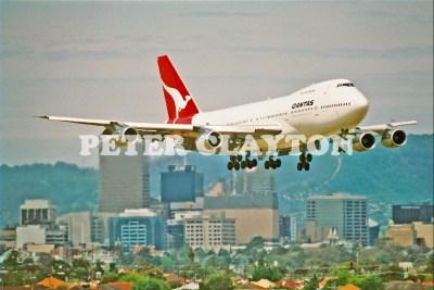 BOEING 747  R4