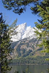 GRAND TETON MTN - WYOMING USA #2 R4