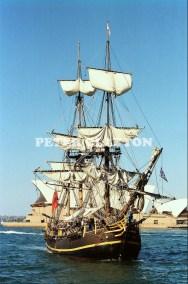 TALL SHIP - 'BOUNTY' R4