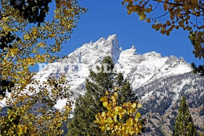 TETON MTNS - WYOMING USA #3 R4