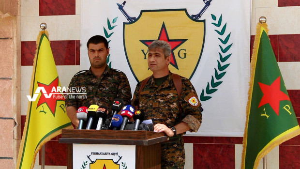 YPG Spokesman Threatens Turkey