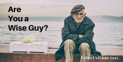 Are You a Wise Guy?
