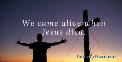 Raised From the Dead for Physical and Spiritual Life