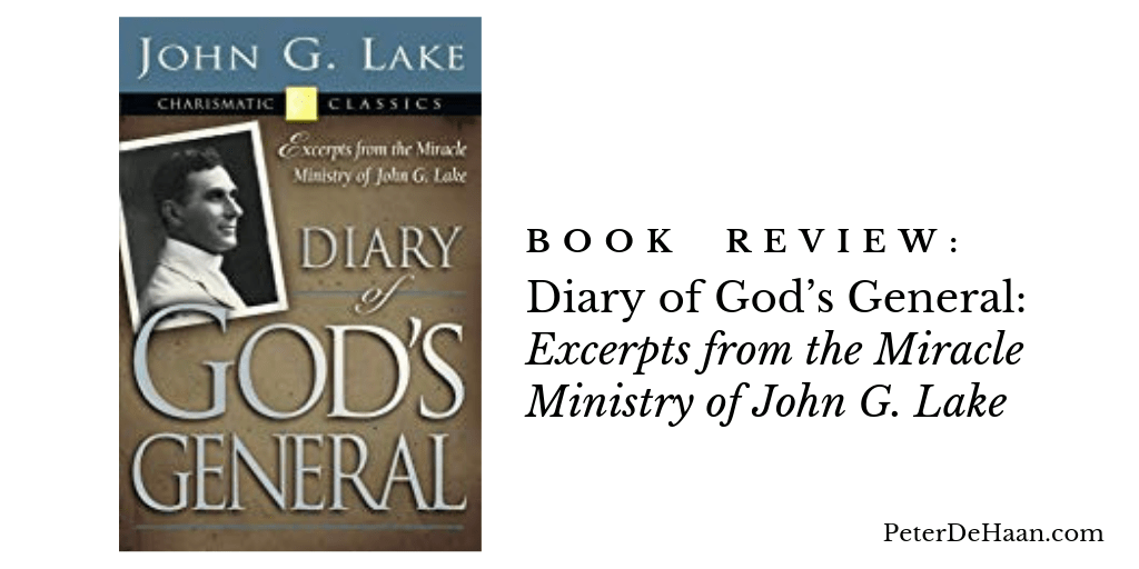 Book Review: Diary of God's General
