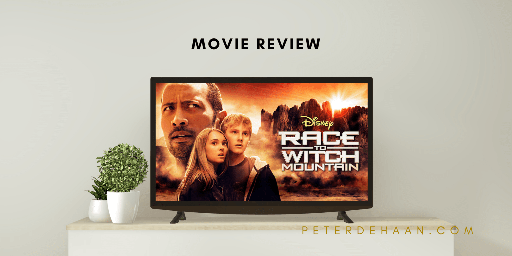 Movie Review: Race to Witch Mountain
