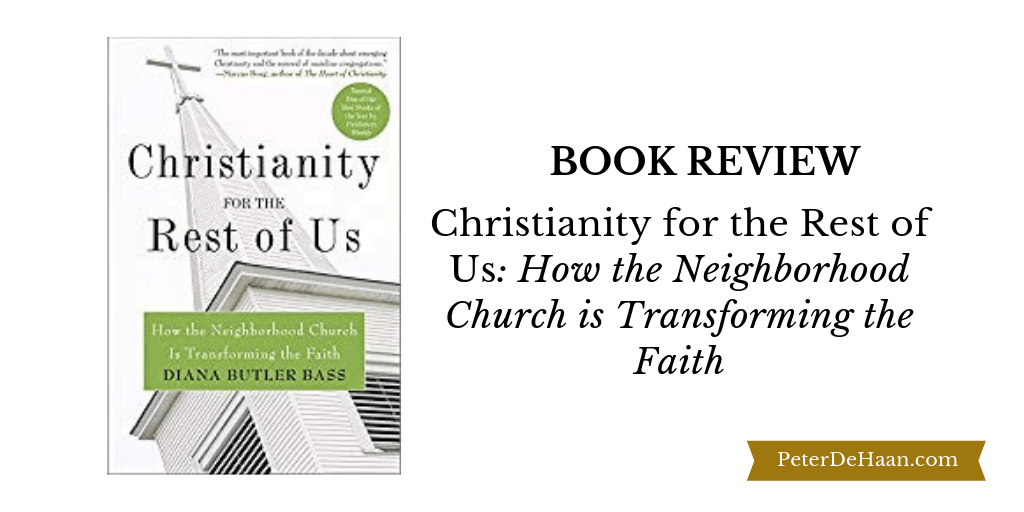Book Review: Christianity for the Rest of Us