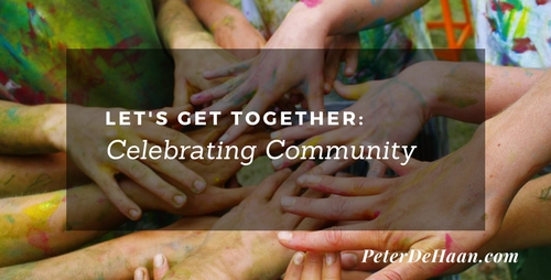 Let's Get Together: Celebrating Community