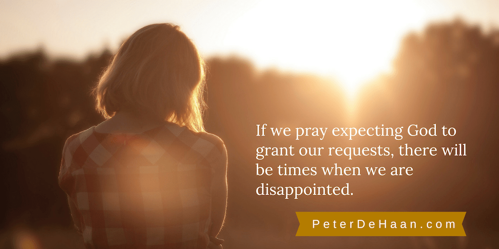 What Do You Expect When You Pray?