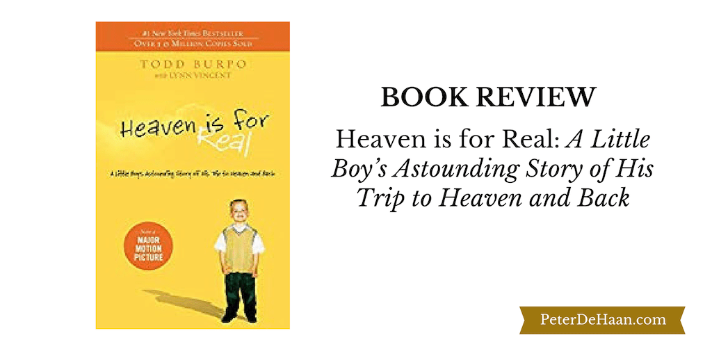Book Review: Heaven is for Real