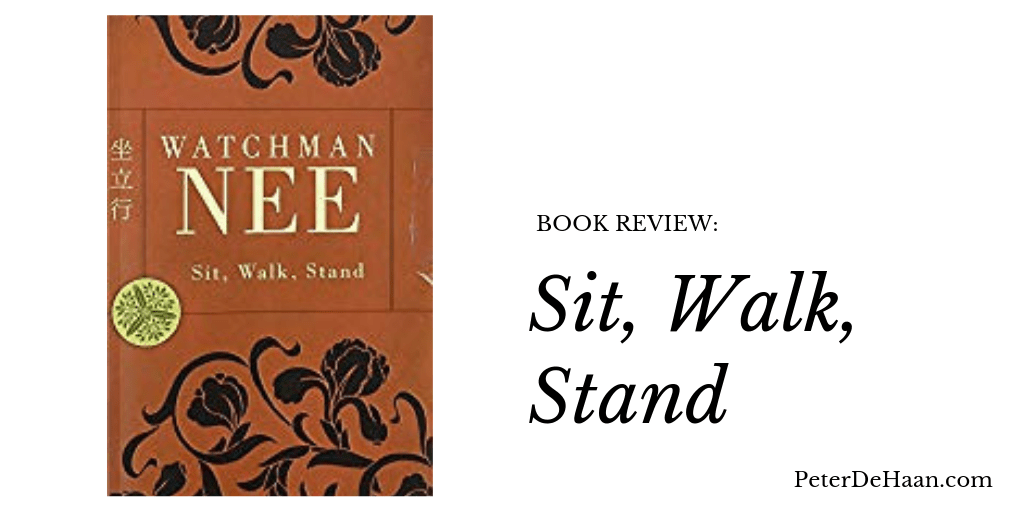 Book Review: Sit, Walk, Stand
