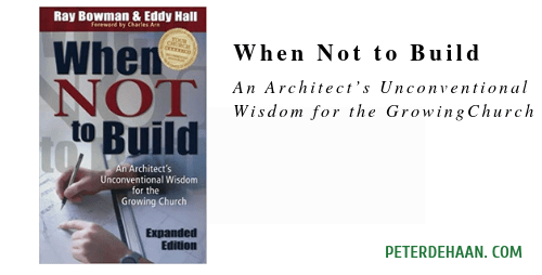 Book Review: When Not to Build