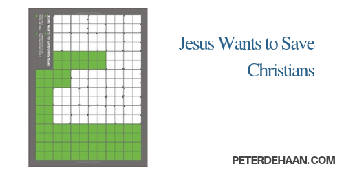 Book Review: Jesus Wants to Save Christians