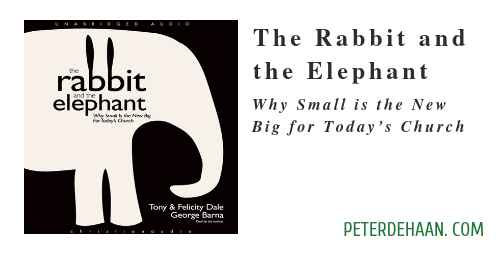 Book Review: The Rabbit and the Elephant