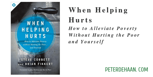 Book Review: When Helping Hurts