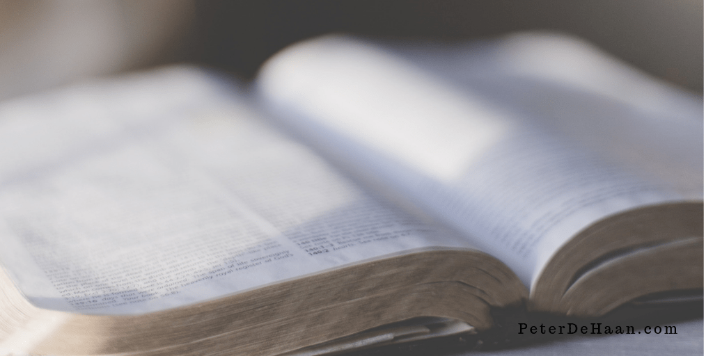 Transitioning from the Old Testament to the New Testament