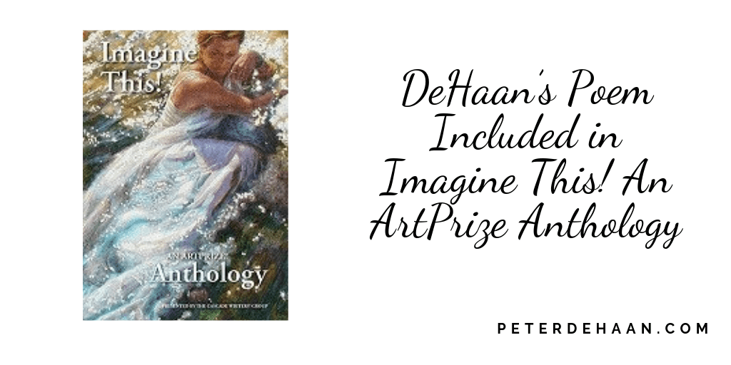News Release: Peter DeHaan is an ArtPrize Anthology Finalist