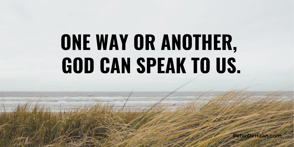 How Does God Speak?