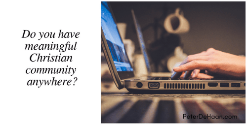 Can You Have a Meaningful Online Spiritual Community?