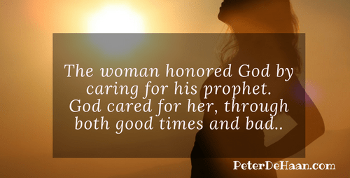Women in the Bible: The Shuammite Woman