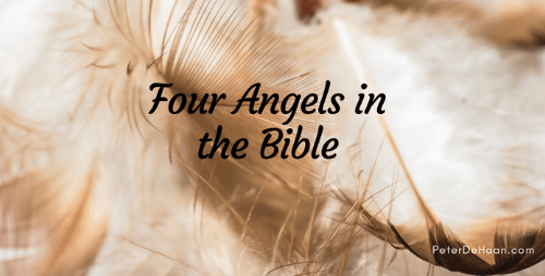 Five Angels in the Bible With Names