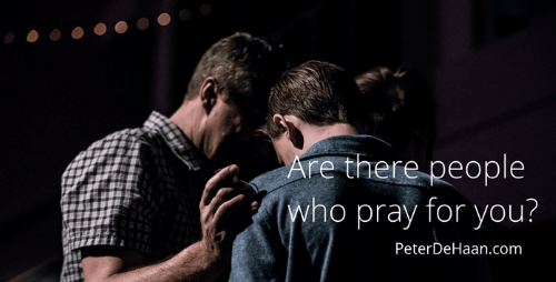 Who Prays For You?