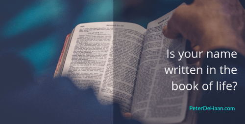 What is the Book of Life?