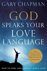 What's Your Love Language? What is God's?