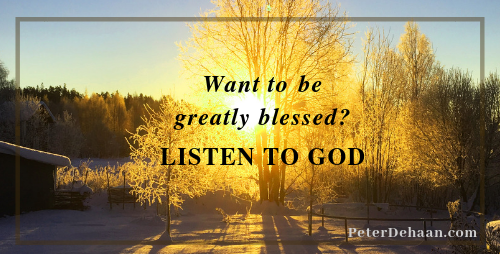 Do You Hear From God?