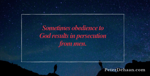 What is the Cost of Obeying God?