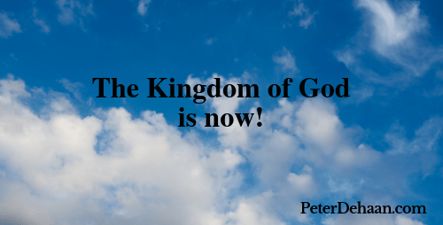 When and Where is the Kingdom of God?