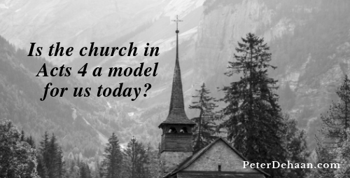 3 Lessons from the Early Church