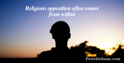 How to Deal with Religious Opposition