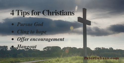 Let Us Persevere in Our Faith