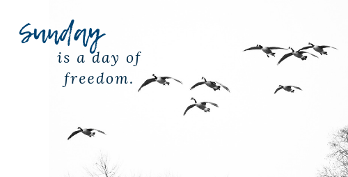 Considering the Sabbath: Are You Free or a Slave?