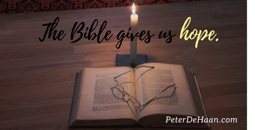 The Bible Offers Us Hope for the Future