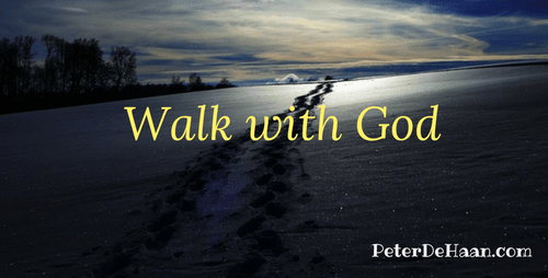 Walk with God and Do Not Stumble