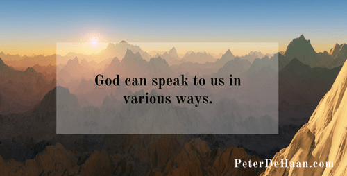 God Speaks to the Prophet Amos through a Vision