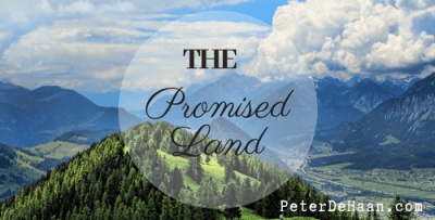 God Tells His People to Drive Out the People in the Promised Land