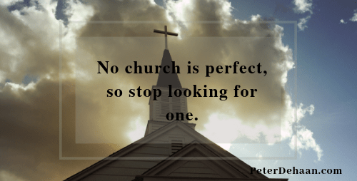 How to Find the Perfect Church