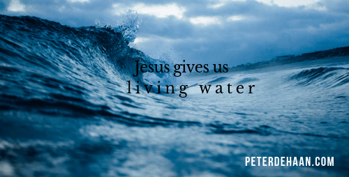 God Gives Us Living Water