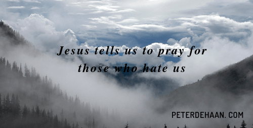 Should We Pray Against Our Enemies or Pray for Them?