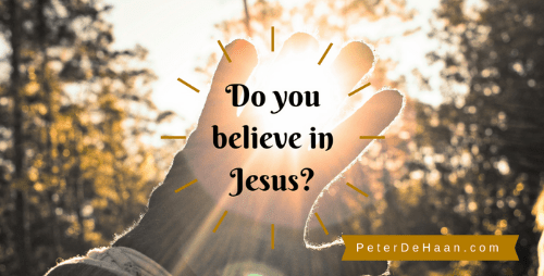 Do You Believe God's Message?