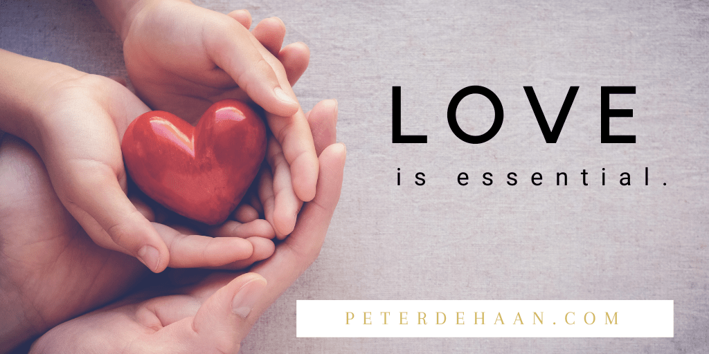 Love God and Love Others: A Call to Christian Unity