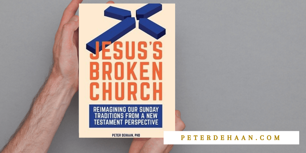 Jesus's Broken Church
