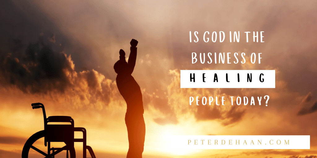 Do You Seek God for Healing When You Are Sick?