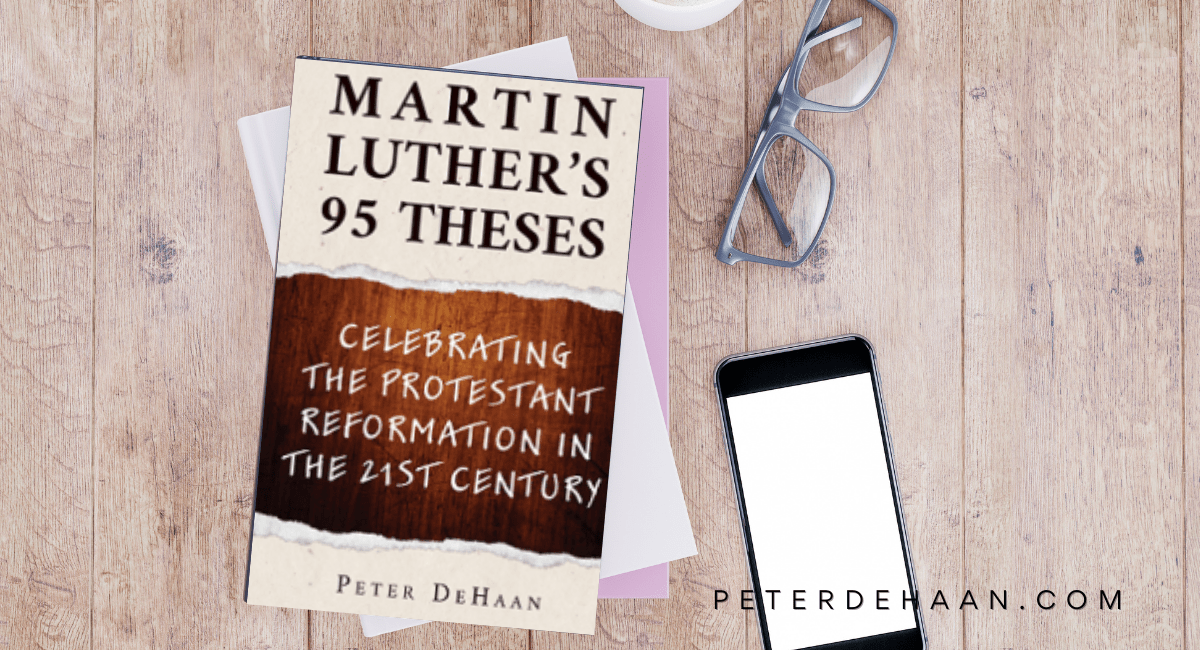 New Book: Martin Luther's 95 Theses