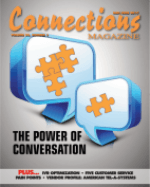Connections Magazine covers the call center industry