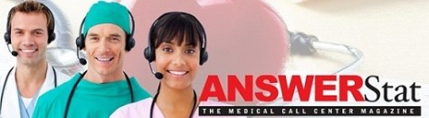 Find a Healthcare Call Center, provided by AnswerStat magazine