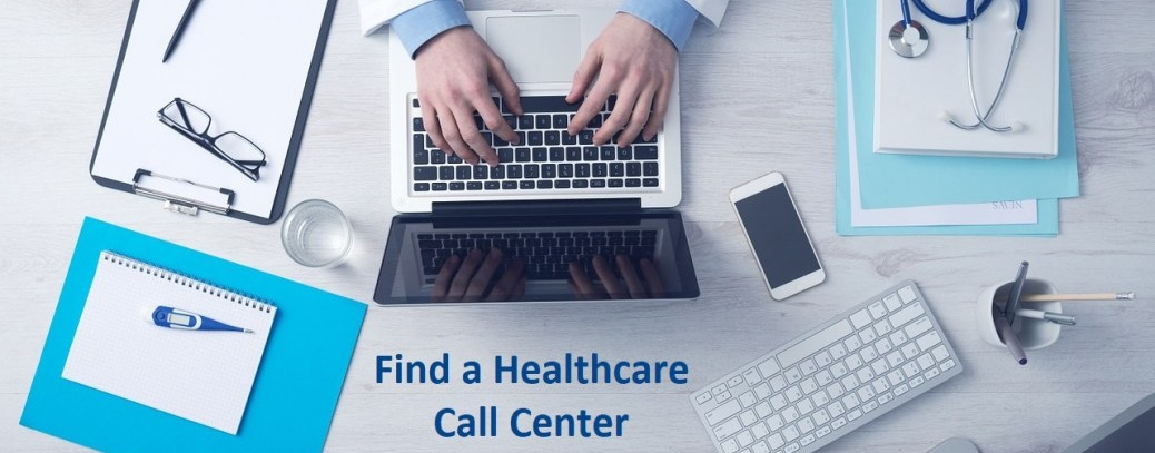 Find a Healthcare Call Center by Peter DeHaan Publishing